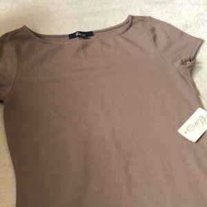 T-shirt dress!